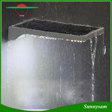 36 lumières imperméables à l'eau de mur de lampe de garantie de jardin de lumière de détecteur de mouvement du réverbère d'énergie solaire de DEL PIR