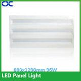 Iluminação de painel do teto do diodo emissor de luz 96W de RoHS 600X1200mm do Ce