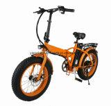 20 بوصة يطوي [500و] شاطئ طرّاد كهربائيّة درّاجة دهن