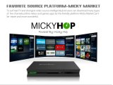 Mickyhop OSのコンボDVB-S2 T2 C TVボックス