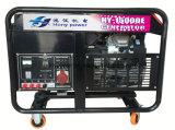 ガソリン750Wガソリンホンダのホーム発電機220Vの携帯用発電機