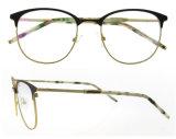 Blocco per grafici all'ingrosso di vetro ottici dei blocchi per grafici di vetro del metallo di Eyewear di modo ultimo