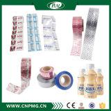 Kurbelgehäuse-Belüftungshrink-Hülsen-Kennsatz für Plastikflasche