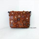 Новый мешок повелительницы PU выбитый сумок прибытия миниый кожаный (NMDK-033104)