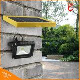 Reflector solar del jardín del proyector al aire libre impermeable de 3W LED para el césped