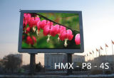 P8 Outdoor LED-scherm Module voor Outdoor Advertising Video