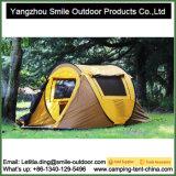 Qualitäts-knallen das einfache Installations-Kampieren automatisch oben Zelt