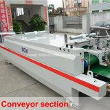 Автоматическая машина Gluer скоросшивателя (скорость 300m/min SQ-1450PC-R максимальная)