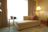 Jogos agradáveis da mobília do quarto do hotel do projeto