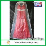 Couvertures nuptiales en gros de robe de couverture/mariage de PEVA/grand mariage de tissu