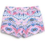 Shorts di usura della spiaggia del bikini di Shorts dello Swimwear delle donne dell'OEM per estate