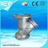 Filtre à tuyaux en acier inoxydable en acier inoxydable en Chine
