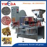 Petróleo de múltiples funciones de la prensa de petróleo de linaza de la linaza del uso industrial que hace la máquina