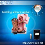 2 parti di RTV di gomma di silicone per la muffa Docowing della resina