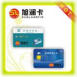 Sle4428接触スマートなチップカードICのカード