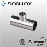 Tipo lungo standard T saldato uguale (40038) dell'acciaio inossidabile di BACCANO