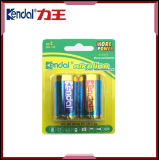 電池のKendal C Lr14 1.5Vのアルカリ電池