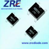 ABS2 através do diodo de retificadores da ponte ABS10 com pacote do ABS