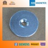 Angesenkter Magnet der Qualitäts-N45m Neodym