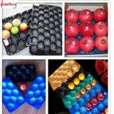 Da fruta fresca do tomate PP/PVC do preto da alta qualidade 29*49 bandeja de empacotamento
