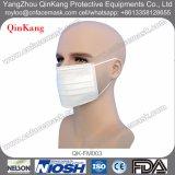 Wegwerfmedizinische nichtgewebte Breathable 3ply Gesichtsmaske