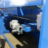 QC12k 12*8000mm Hydraulische Scherpe Machine van het Blad van het Metaal met MD11 het Systeem van het Controlemechanisme