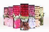 高品質のペーパーギフトの荷箱の花の荷箱