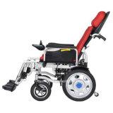 Складывая электрический стул колеса с дешевым ценой