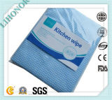 Spunlace Nonwoven Kitchen Cleaning High Absorbent Dry Wipe