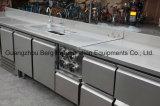 セリウムが付いている熱い販売のステンレス鋼のワークテーブル冷却装置