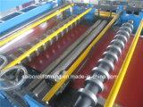 Zur Längen-Maschinen-Zeile schneiden