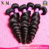 Het verschillende Peruviaanse Haar van Types/Braziliaans Haar/Maleis Haarstukje (qb-mvrh-LW)