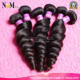 Tipos diferentes cabelo peruano/cabelo brasileiro/Hairpiece malaio (QB-MVRH-LW)