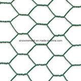 Pvc bedekte het Hexagonale Netwerk van de Draad met een laag