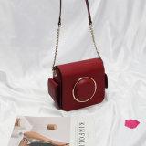Al90056. Cuoio della mucca del sacchetto di spalla del sacchetto delle donne delle borse del cuoio della borsa di modo delle borse del progettista delle borse della borsa delle signore