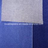 Tessuto del denim dell'azzurro di indaco dalle 10 once (T113)