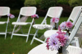 Gute Qualitätshaltbarer Falz-Stuhl-Metallstahl für im Freienereignis