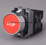 Dia22mm-La118kbe Kleuren de van de Schakelaar van de Drukknop Rode en Groene, Voltage 6V-380V