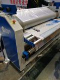 Laminador quente do rolo de DMS-1800V Linerless máquina de estratificação do auto para a película fria