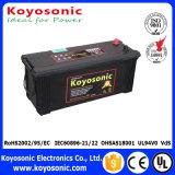 Batería de coche auto caliente del comienzo de la venta 12V 50ah con garantía de 2 años