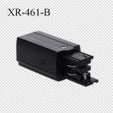 Prise d'alimentation employée couramment de piste d'éclairage de 4 fils DEL (XR-461)