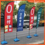 Indicateurs de vente chauds de la publicité extérieure de base de l'eau d'indicateur de plage de 3m