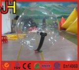 Шарик воды шарика завальцовки воды высокого качества раздувной на бассеине