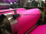 Cuero del PVC de la alta calidad para la cubierta de asiento de coche (DS-303)