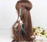 머리 부속품 여자 머리 부속품 머리띠 머리 보석 (F-7)