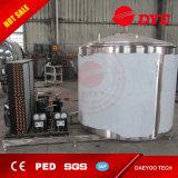 Tanque profissional do gelo do aço inoxidável do fabricante 1000L
