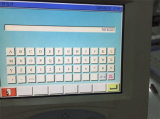 الكمبيوتر 2 رؤساء كاب آلة التطريز مع شاشة تعمل باللمس لكاب Embrodiery، التطريز المسطح والتطريز الملابس الأسعار