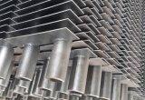 高周波溶接の固体ひれの暖房の管