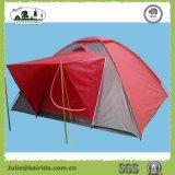 4 Personeniglu-doppelte Schichten, die kampierendes Zelt wandern