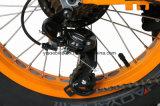 20 pouces pliant la graisse électrique de vélo de croiseur de la plage 500W